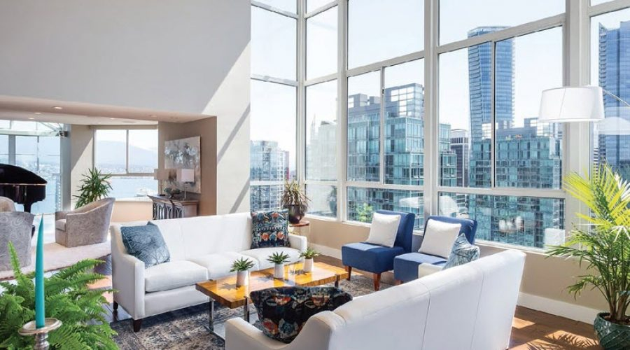 Top 5 Penthouses in Downtown Toronto