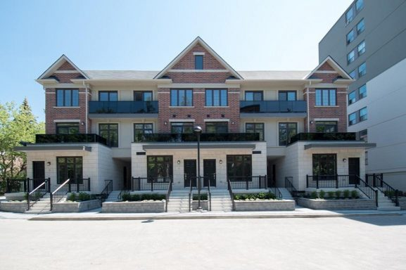 Townhouse for rent in Toronto