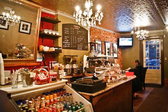 best coffee downtown Toronto