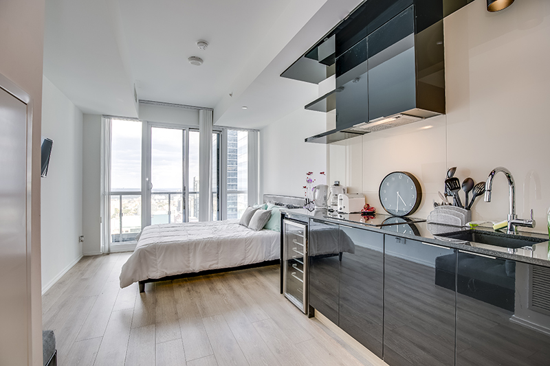 Toronto studio apartments