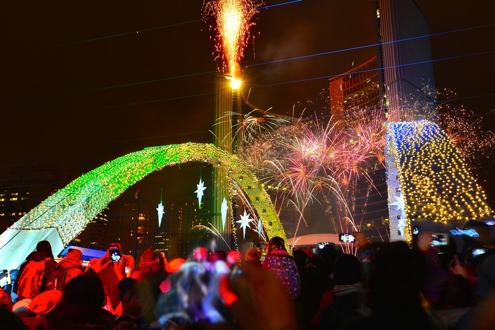 Nathan Phillips square events