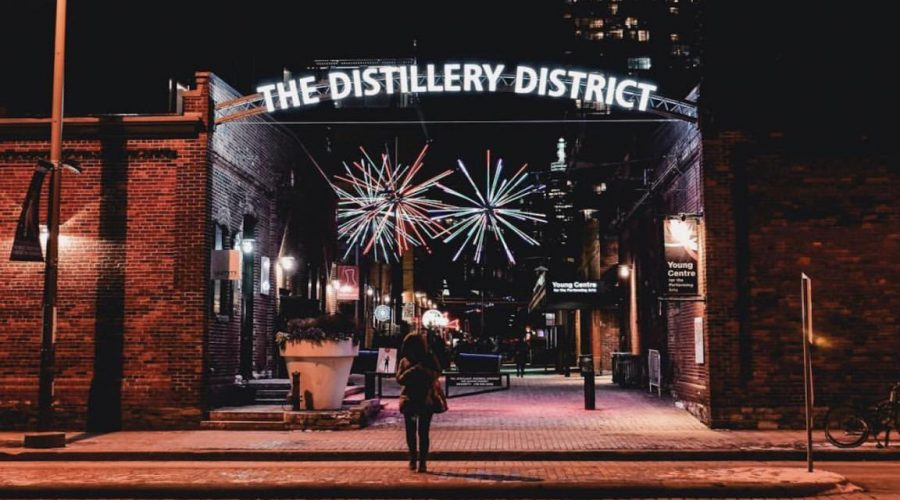 Reasons To Visit Distillery District in Toronto